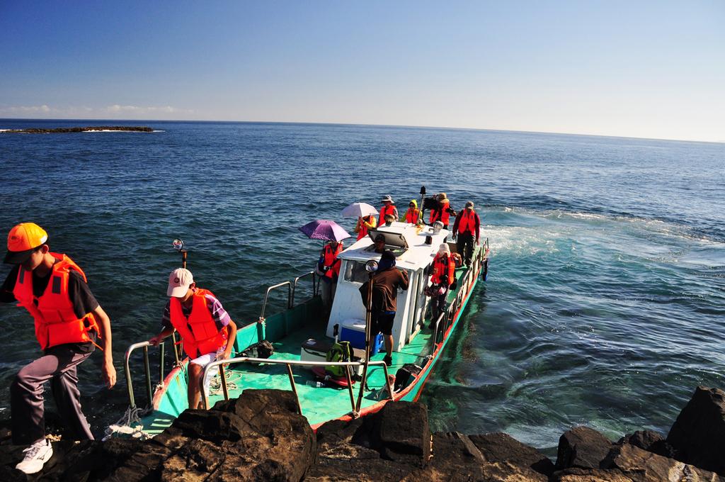 輕旅行[澎湖]探索無人南方小島~東吉嶼、西吉嶼、鋤頭嶼