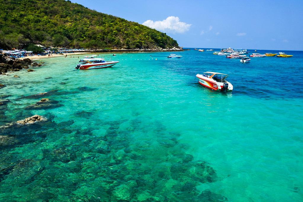 芭提雅格蘭島(珊瑚島) - 輕旅行